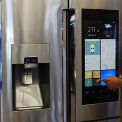 12 futuristic fridge features you didn't know existed