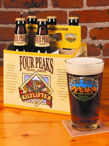 Blues Traveler Four Peaks Tasting Room April
