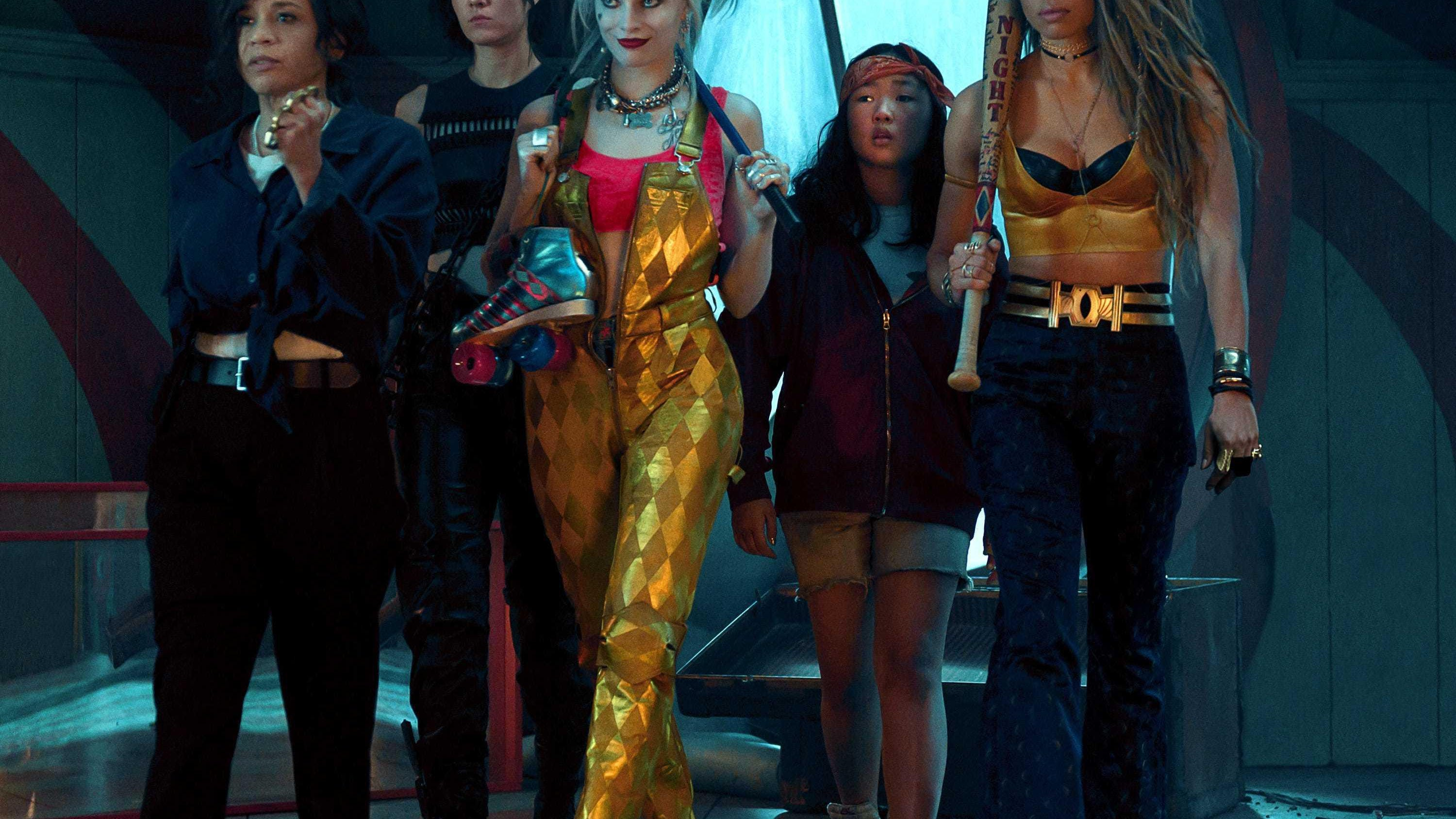 Harley Quinn Is Crazy And She Knows It In Birds Of Prey