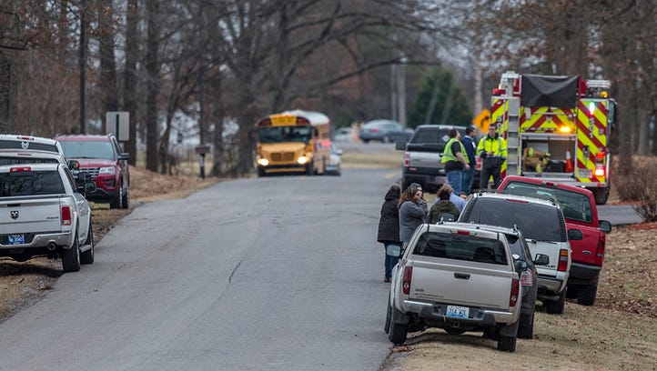The latest on the Marshall County High School shooting