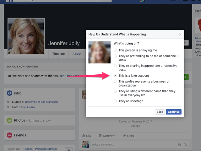 Friend request from yourself? Watch out for Facebook fakes