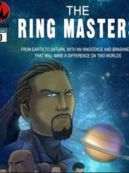 The Ring Masters, a comic by Central Kitsap history