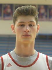 Cameron Donovan, Union County boys basketball