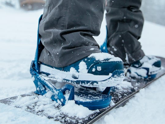 Burton's new Step On binding is available in stores