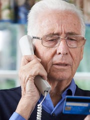 Recent examples of phone scams include calls impersonating the Ventura County Sheriff's Office.