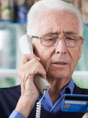 Beware of scam phone calls, which often include threatening messages asking for personal information or financial compensation.