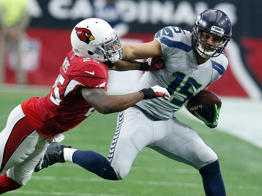 WR Jermaine Kearse, Seattle Seahawks: The Lions lured Golden Tate away from Seattle after the Seahawks won the Super Bowl two years ago. Could they go after his former teammate now? Kearse hasn't put up huge numbers in Seattle, but he has delivered his share of big plays.