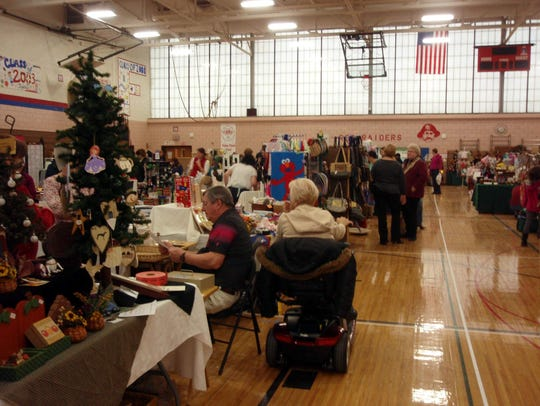 Minerva Deland School in Fairport will host the annual  Fairport Educators' Association craft sale next weekend on Nov. 18.