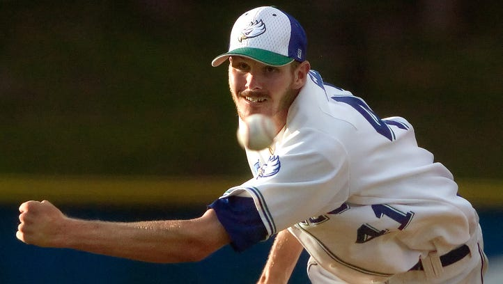 Chris Sale was the 2010 Collegiate Baseball National Player of the Year for FGCU before being drafted in the first round by the Chicago White Sox.