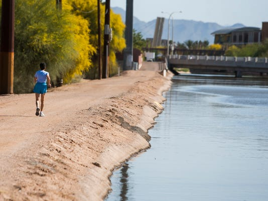 Scottsdale canals