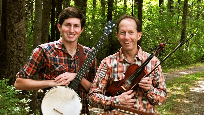 Father-son duo Ken and Brad Kolodner will perform Monday at Lawrence University as part of the World Music Series.
