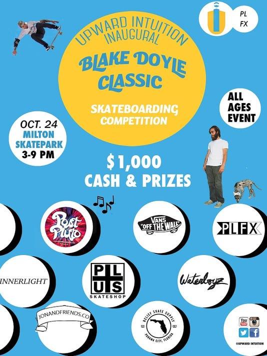 Blake Doyle Classic Poster