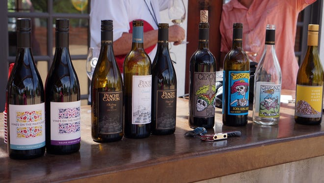 Wine blends from Paso Robles are full of creativity and quality