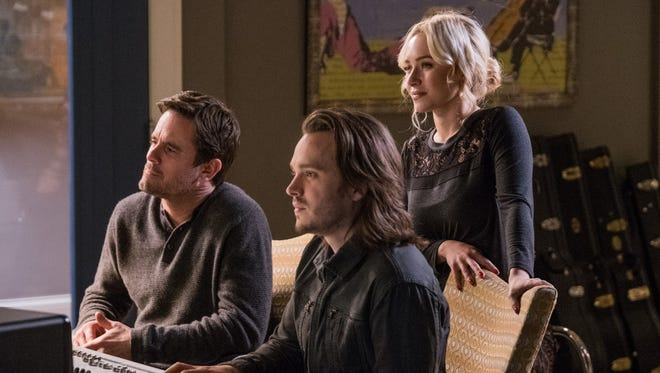 "Charles Esten, Jonathan Jackson and Hayden Panettiere star in CMT's ""Nashville."""