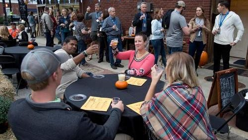 Simpsonville's annual fall beer festival, Oktoberfest, is scheduled for Oct. 21.