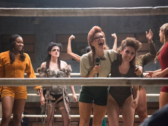 'GLOW' centers on a group of misfit women who come