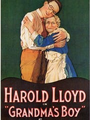 "Union County Performing Arts Center will screen the Harold Lloyd silent film classic ""Grandma's Boy"" with live Wurlitzer organ accompaniment on Jan. 3."