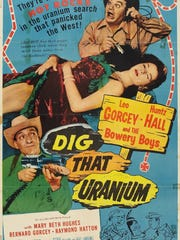Dig That Uranium, 1955