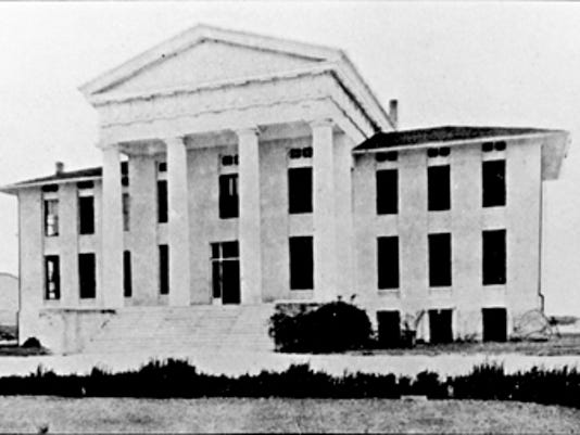 UTEP ADMIN BUILDING PRIOR TO 1916