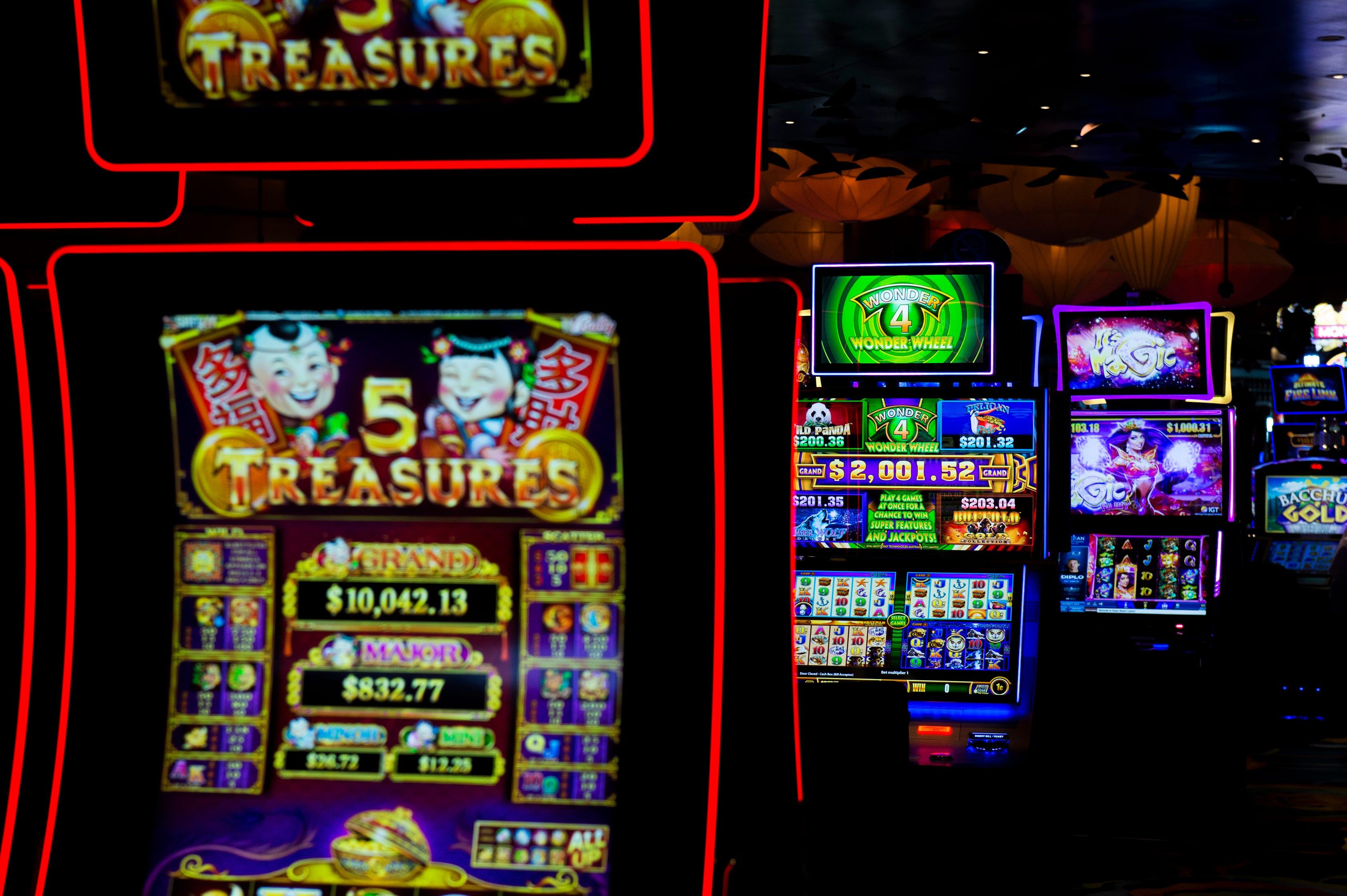 Best slots in atlantic city 2016 casino feurs horaire