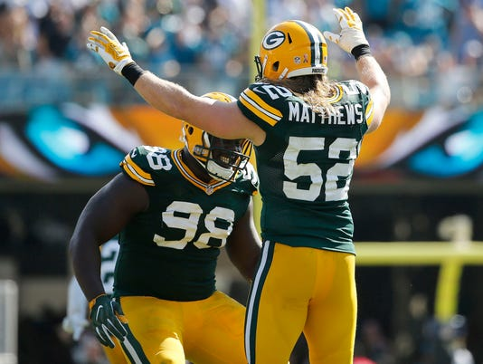 Letroy Guion, Clay Matthews