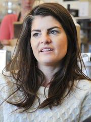Odd Ducks Coffee owner Andrea klopf
