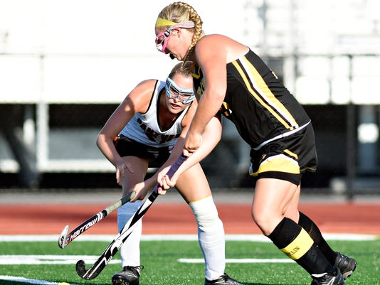 Central York vs Red Lion field hockey