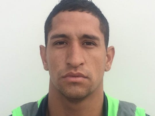 Luis Antonio Holguin Martinez