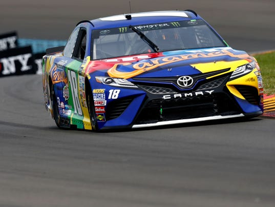 Monster Energy NASCAR Cup Series I Love NY 355 at The Glen - Qualifying