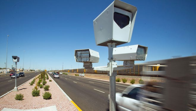 El Mirage plans to discontinue its photo-enforcement cameras with the start of the new fiscal year in July 2019. The city already shuttered cameras on Grand Avenue after a state law banned photo-enforcement cameras on state highways.