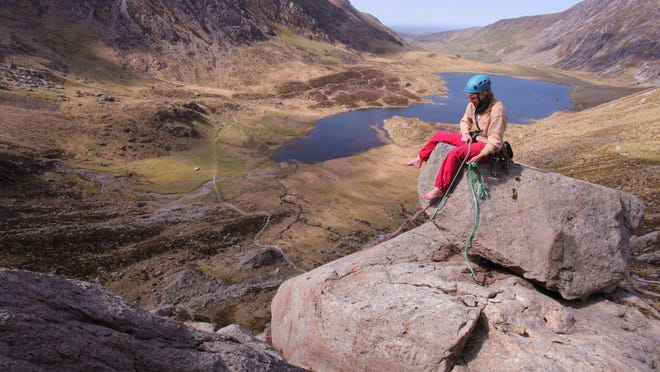 """""""Operation Moffat"""" takes inspiration from the colorful climbing life of Britain's first female mountain guide Gwen Moffat."""