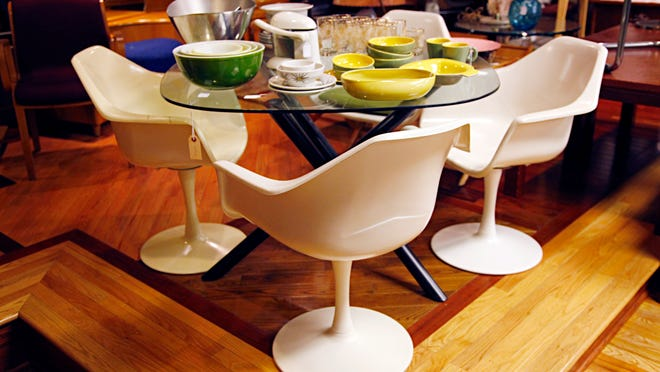 Find mid-century items at Beaverdale Vintage.