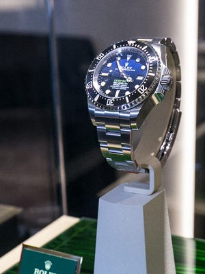 The Rolex boutique held a grand re-opening at The Plaza in Tumon on Oct. 3.