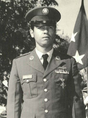 Medal of Honor recipient and former member of the 101st Airborne Division Santiago Erevia was born in Nordheim, Texas, in 1946. He died Tuesday in San Antonio at the age of 70.