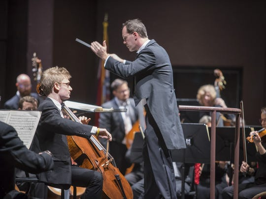 The Springfield Symphony Orchestra will open its new