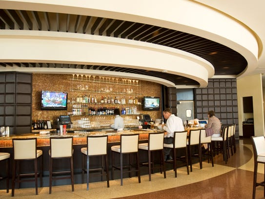The District restaurant at the Sheraton Downtown Phoenix
