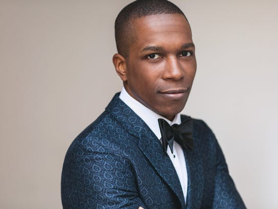 "Leslie Odom Jr., star of Broadway musical ""Hamilton,"""
