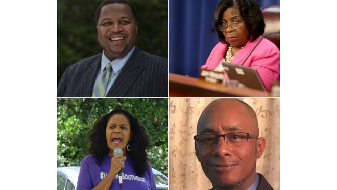 Candidates for Leon County School Board, District 3