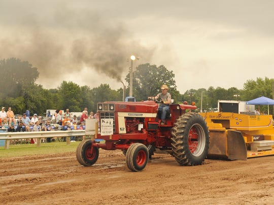 Tractor pulls are among the many activities scheduled to be held at Mishicot Riverfest.