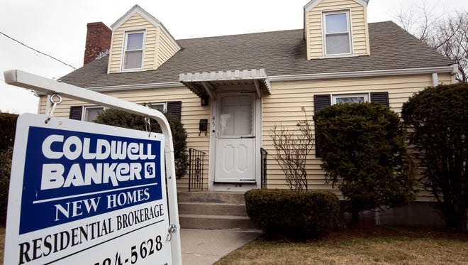 A home for sale in Watertown, Mass.