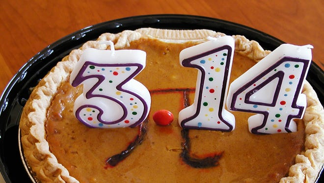 Saturday is Pi Day, which is officially recognized by Congress and celebrated by people everywhere who understand numbers. Or at least like them.