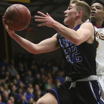 Malensek, Wandrey take top honors in Greater Metro Conference basketball