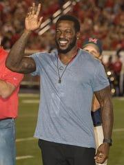 Former Ole Miss and 49ers linebacker Patrick Willis.