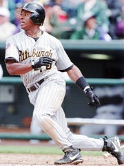 Pittsburgh Pirates outfielder Jermaine Allensworth