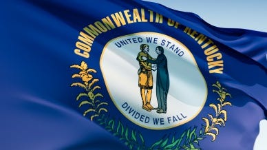 Flag of the Commonwealth of Kentucky