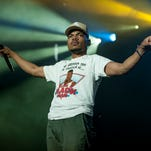 Hangout 2017: Chance the Rapper, Lil Yachty, Shaggy