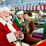 """Brian Doyle-Murray stars in """"Christmas Under Wraps,"""" one of Hallmark Channel's 12 holiday-themed movies out this year. It debuts Saturday."""