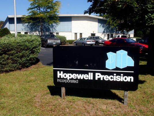 Hopewell Precision Inc.