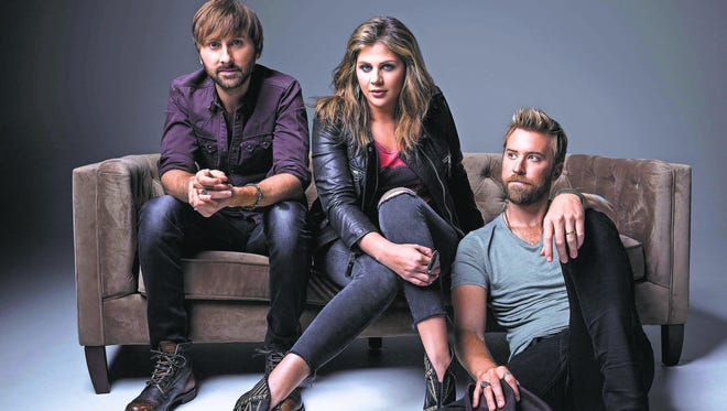 Lady Antebellum will kick off the Greeley Stampede's concert series Friday, June 24.