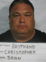 Christopher Brian Rayphand